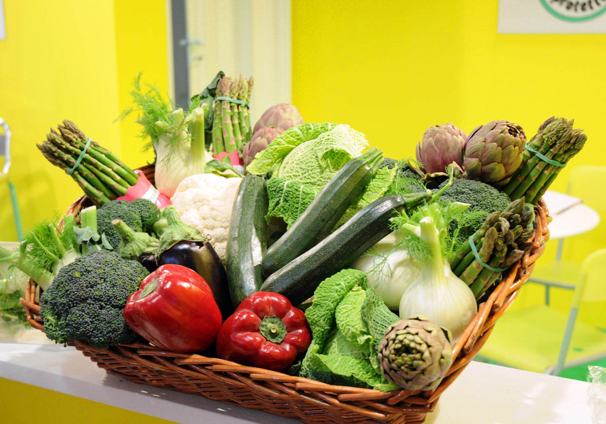 verdura di stagione mese x mese