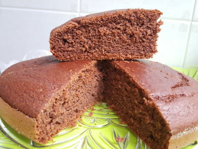 Torta Leggerissima al cacao