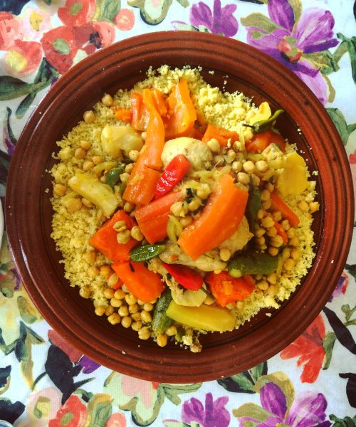 Couscous all'egiziana
