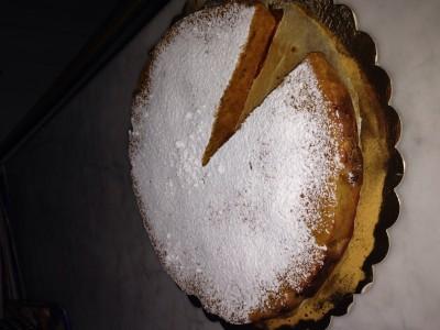 Torta di Carote al profumo di arancia
