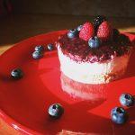 Cheesecake Light Ai Frutti Rossi