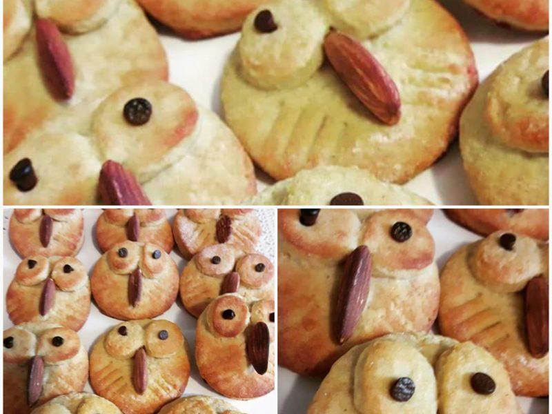 Gufetti biscotti