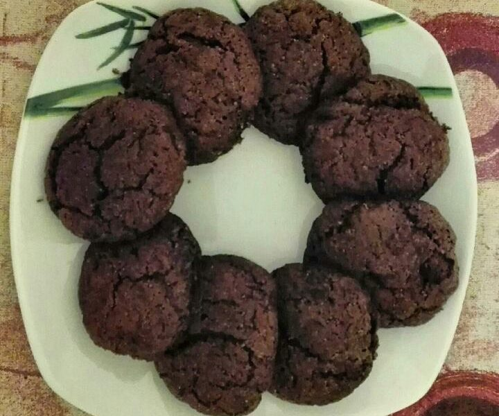 Biscottoni – Biscotti al cacao vegani