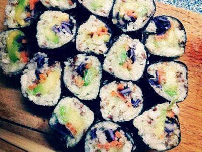 Sushi Vegano fullyraw