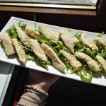 Straccetti di pollo in crosta di sesamo light