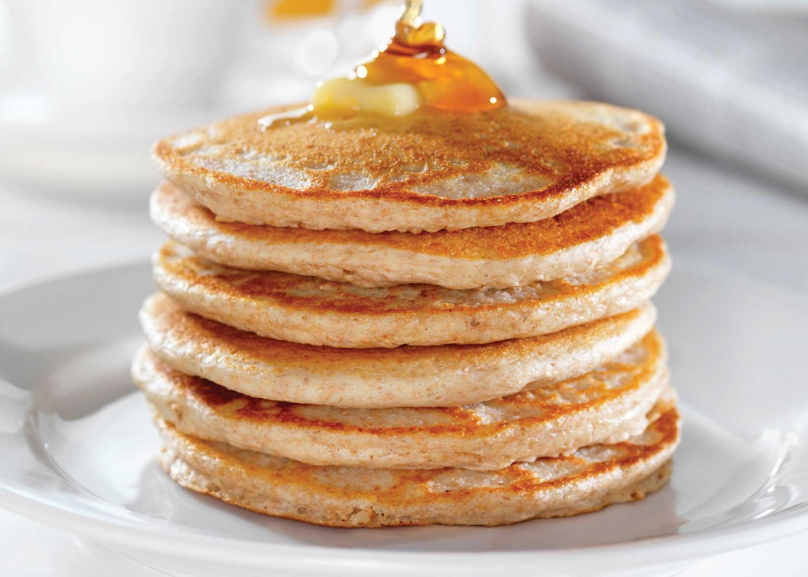 Pancake light – Ricetta base