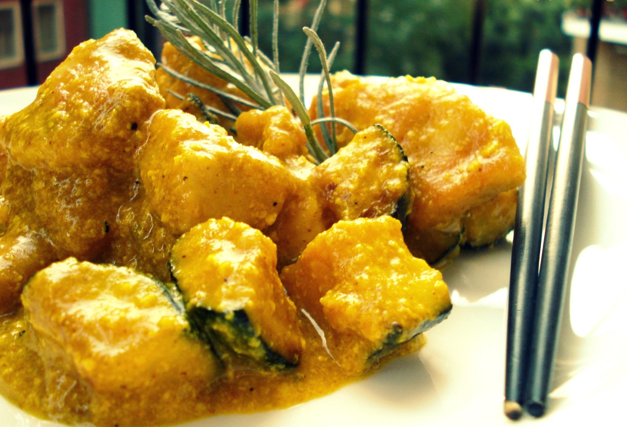 Pollo al curry light – Ricetta asiatica veloce