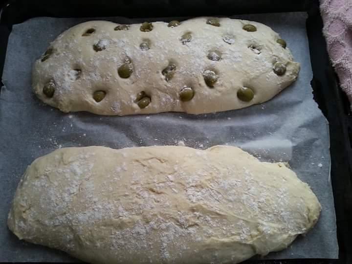 Pane semplice e veloce