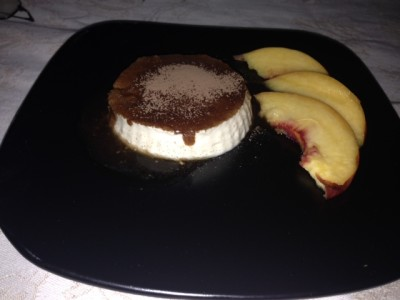 Mousse al caramello