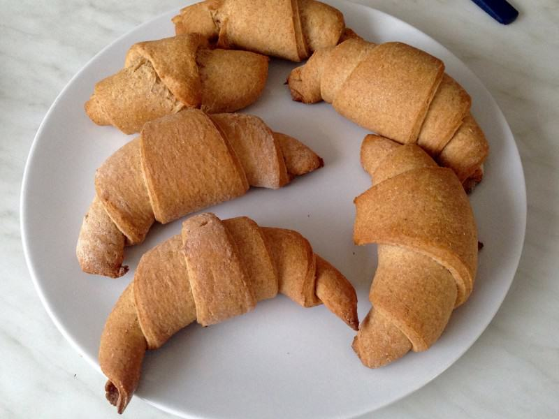 Croissant Vegani