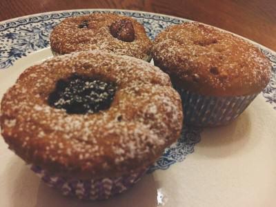 Muffin proteici ricotta e yogurt
