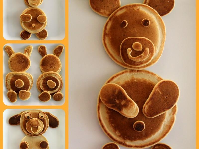 Funny Pancake