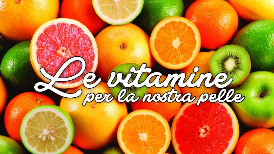 vitamine aiuto per la pelle