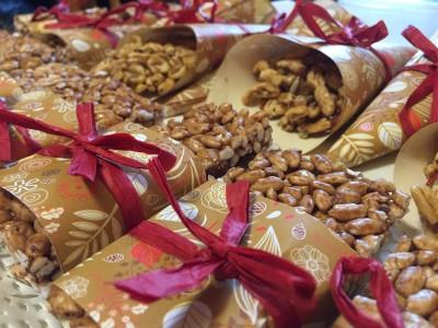 Barrette ai cereali, semini e frutta secca
