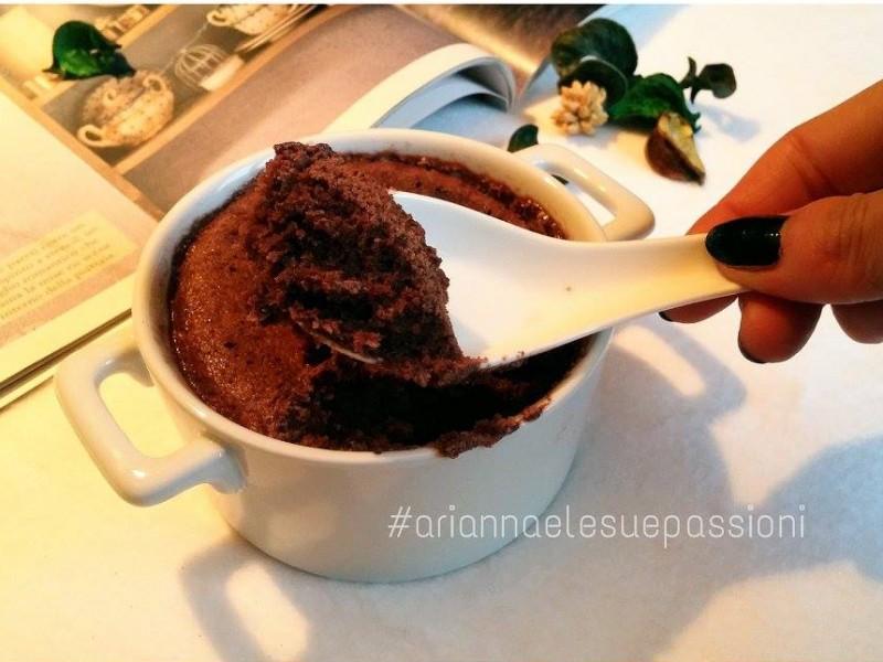 Mugcake al cacao