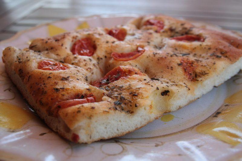 """Impasto per Pizza """"a mani pulite"""""""