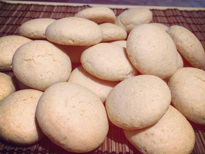 Biscotti allo zenzero e farina di farro