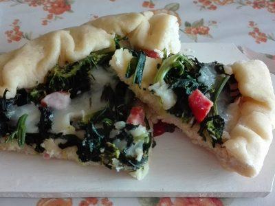 Torta salata – Base