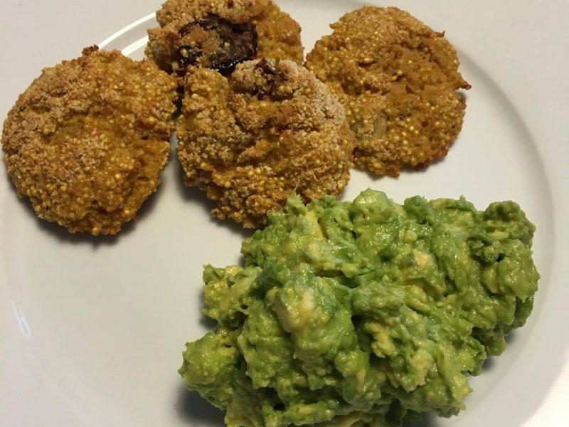 Polpette di quinoa e verdura