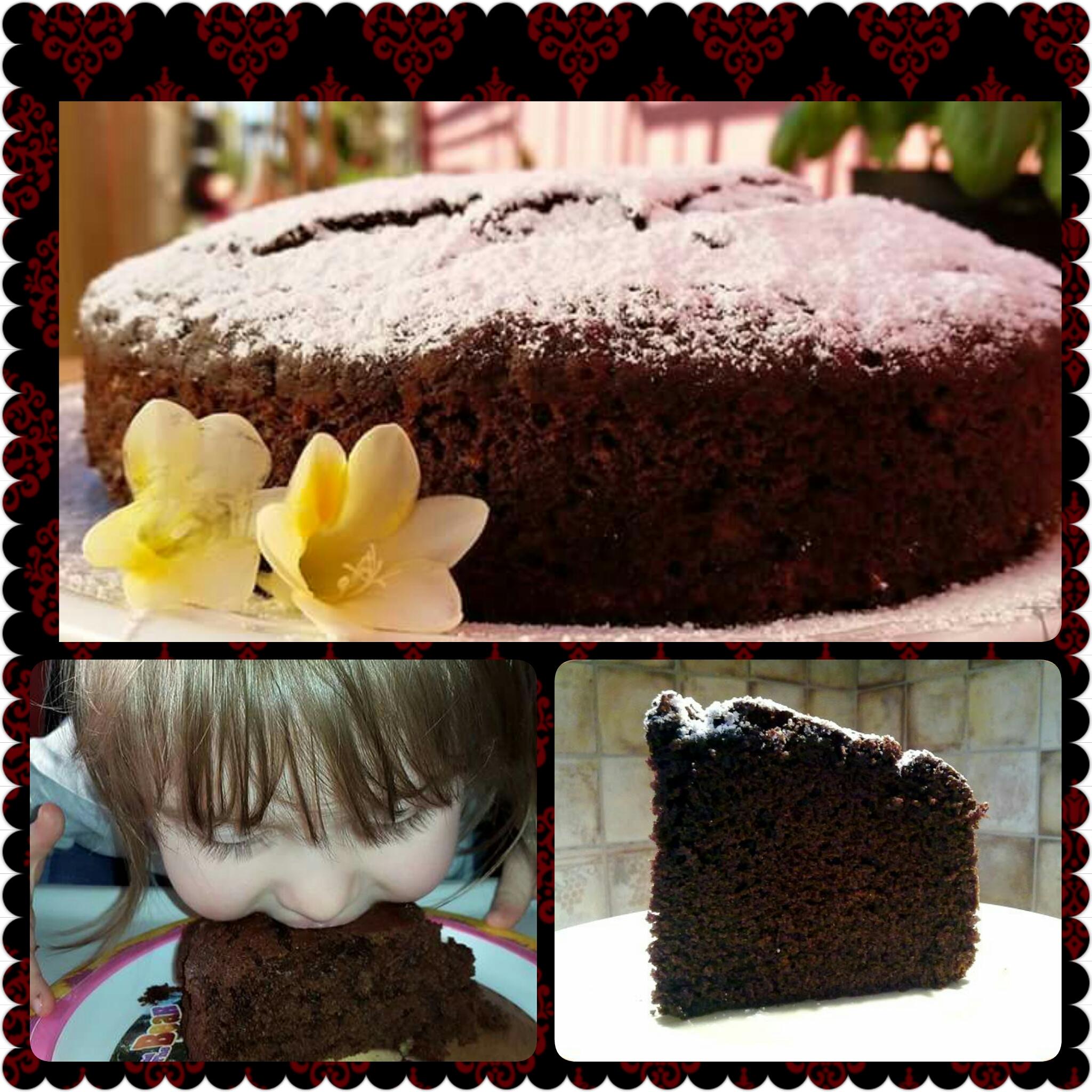 Torta Al Cioccolato Con Acqua.Torta All Acqua Al Cacao Senza Uova E Burro