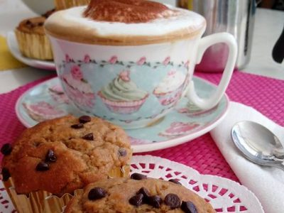 Muffin al latte di Nocciole