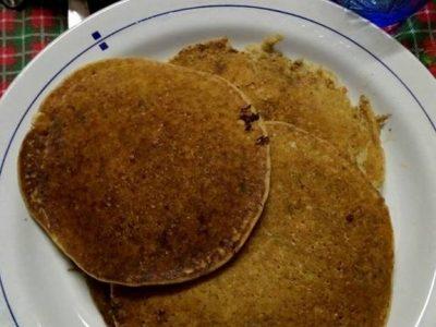 Pancake di minestrone light
