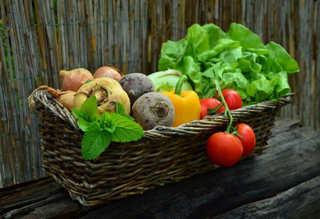La verdura di stagione mese per mese: gusto e salute