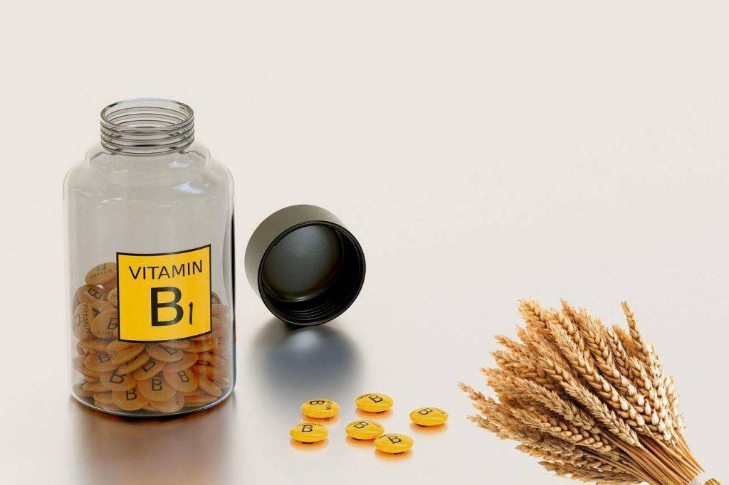 Vitamina B1: tutte le sue proprietà e gli alimenti in cui trovarla