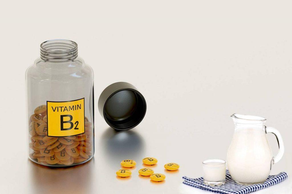 La vitamina B2: proprietà e cibi che ne sono ricchi