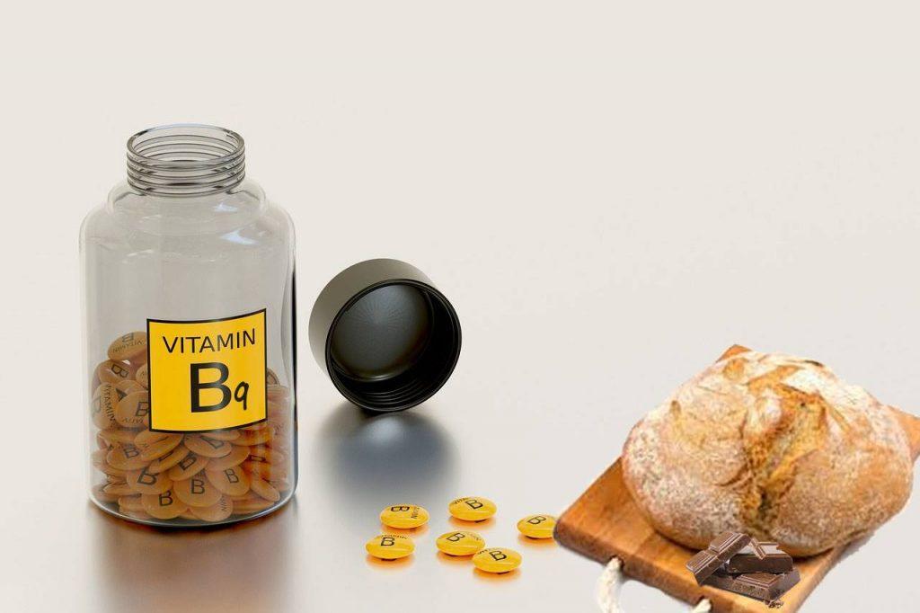 Vitamina B9: proprietà e cibi che la contengono