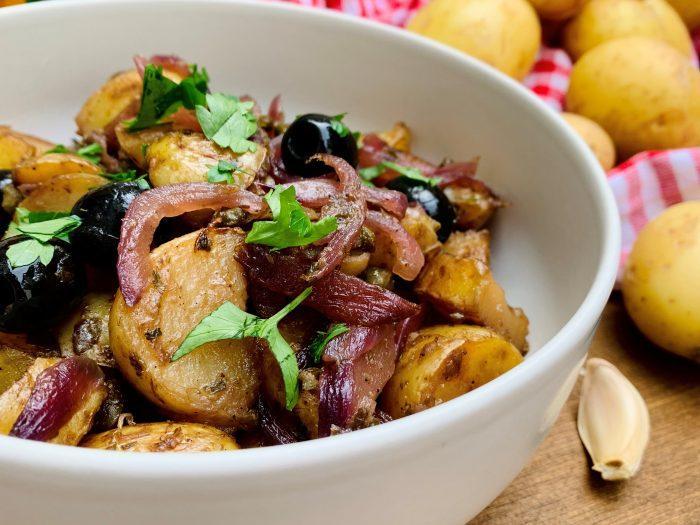 patate apparecchiate
