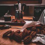 Coffee Cookies Veg